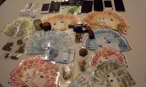 Θεσσαλονίκη: Εξαρθρώθηκε σπείρα διακίνησης ναρκωτικών