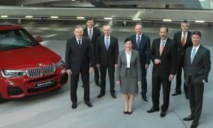 BMW: Οικονομική ανάπτυξη