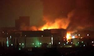 Σαν σήμερα το 1999 το ΝΑΤΟ εξαπολύει βομβαρδισμούς εναντίον της Γιουγκοσλαβίας