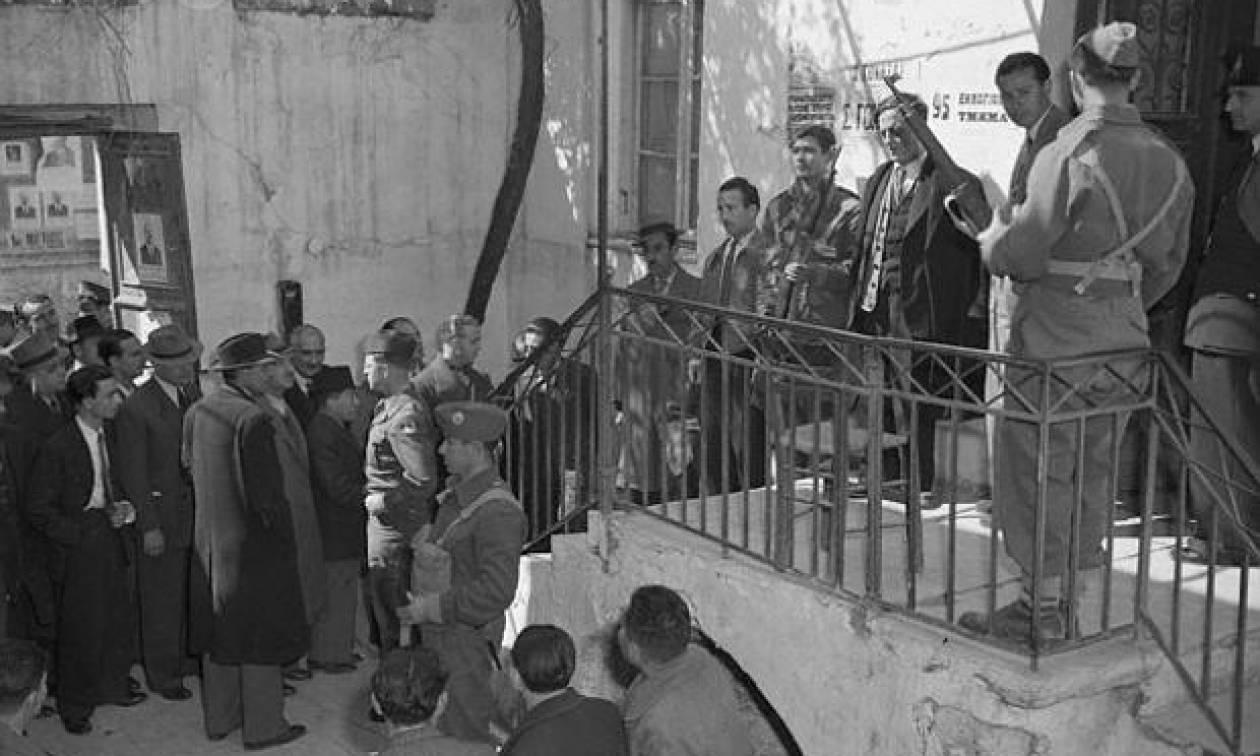 Σαν σήμερα το 1946 διεξάγονται οι πρώτες μεταπολεμικές εκλογές