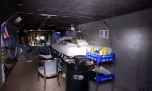 Οδοιπορικό στον υπόγειο λαβύρινθο του Λας Βέγκας (video)