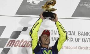 Moto GP: Ο Μάρκεζ είναι ωραίος, αλλά ο Ρόσι είναι αλλιώς (photos+video)