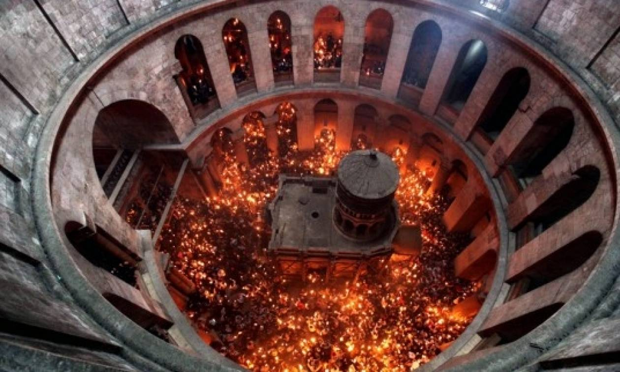 «Δεύτε λάβετε φως» από τον Πανάγιο Τάφο σε ολόκληρη την Ελλάδα