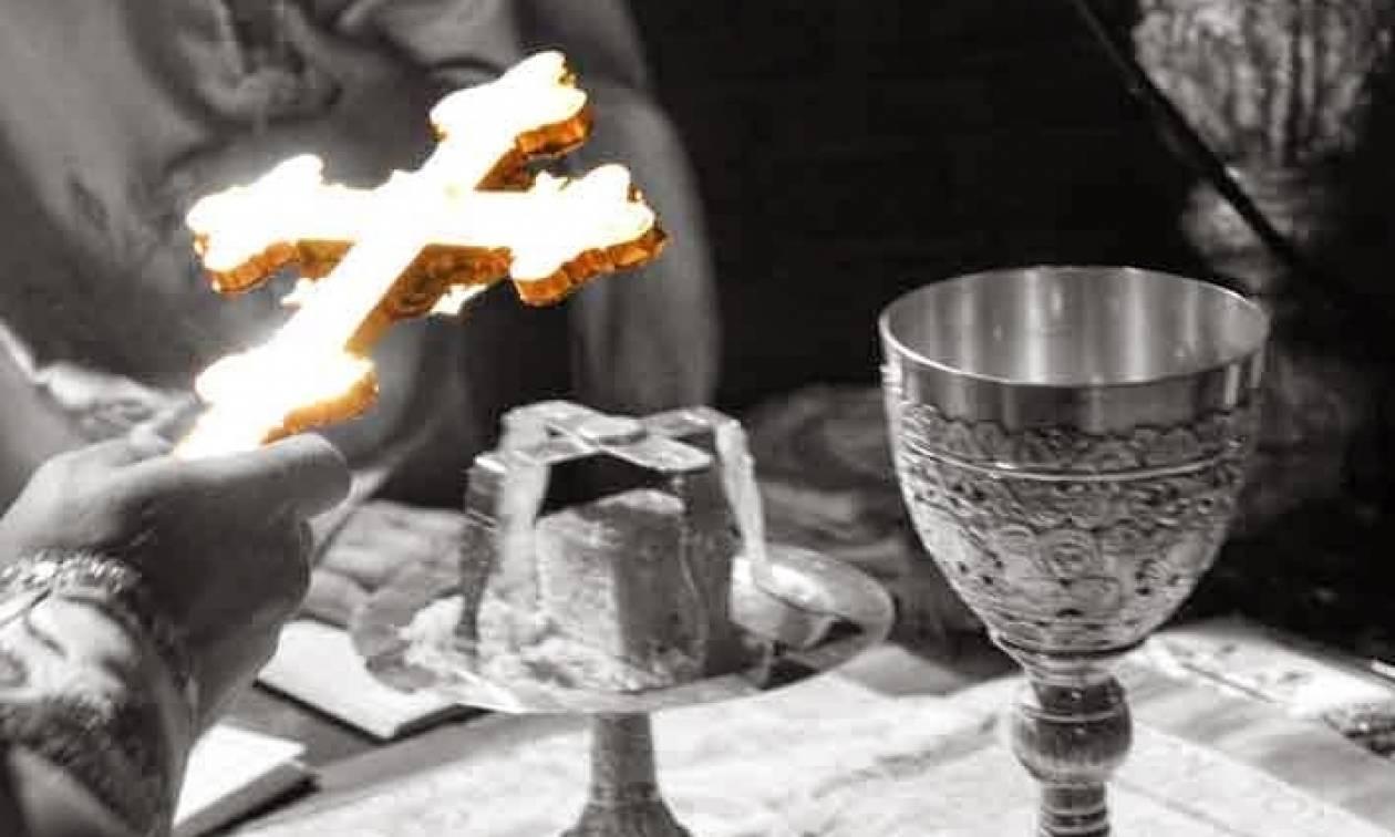 Πάτρα: Έπεσε το Ιερό Δισκοπότηρο την ώρα της Θείας Κοινωνίας - Η αντίδραση του ιερέα