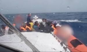 Ιταλία: Ο μεταναστευτικός εφιάλτης της Λαμπεντούζα (video)