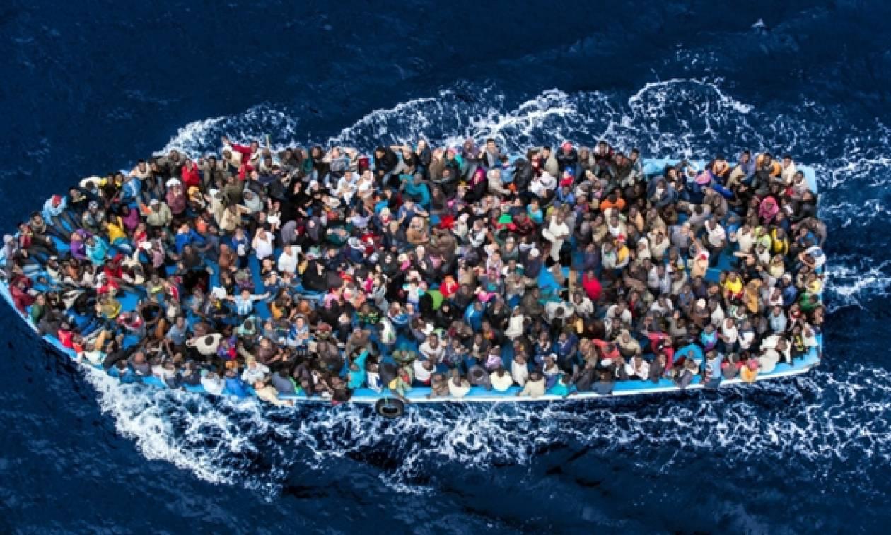 Φόβοι για περισσότερους από 700 νεκρούς μετανάστες μετά τη βύθιση πλοιαρίου