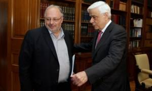 Παυλόπουλος: Τα ελληνικά είναι ευρωπαϊκά σύνορα
