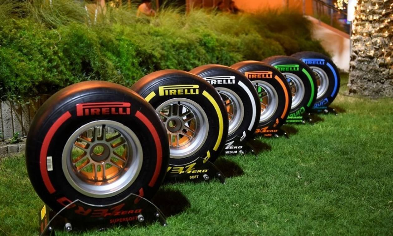 F1 Grand Prix: Τα ελαστικά της Pirelli για Ισπανία, Μονακό, Καναδά και Αυστρία