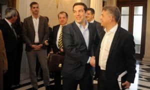 Έκτακτη συνεδρίαση της Ένωσης Περιφερειών Ελλάδας μετά τη συνάντηση με τον Αλ. Τσίπρα