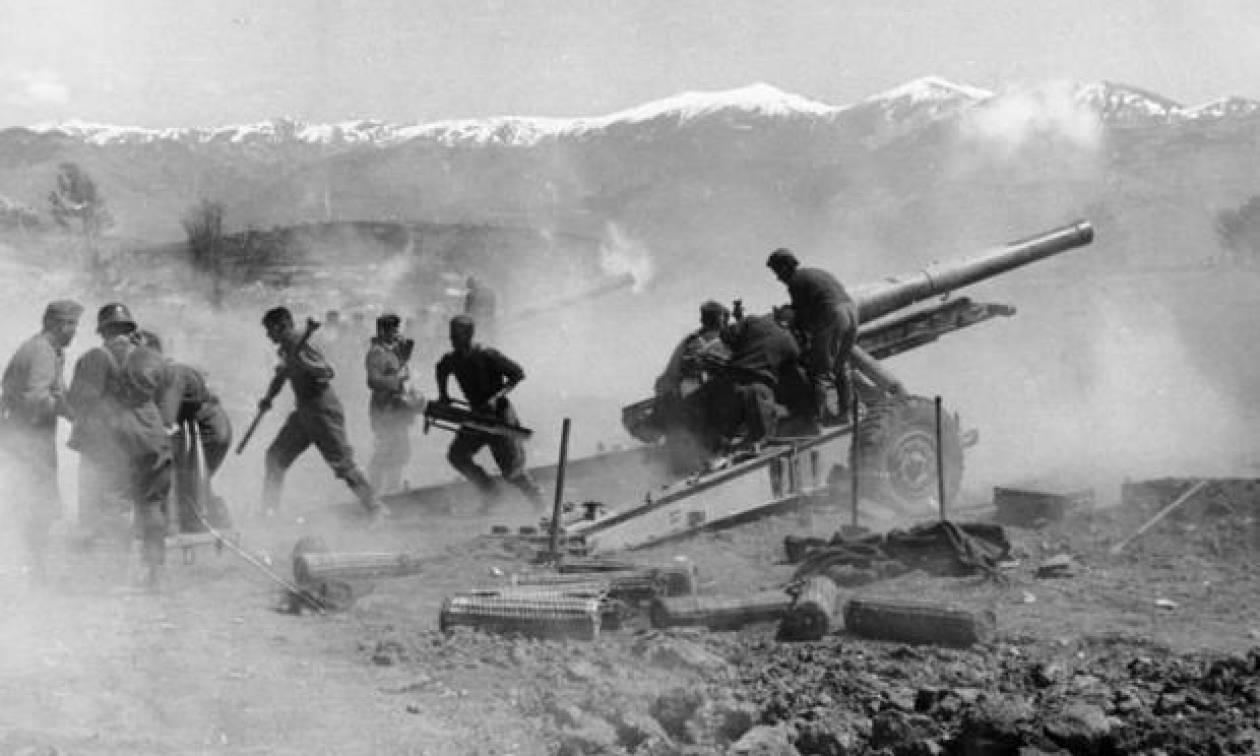 Σαν σήμερα το 1941 τα γερμανικά στρατεύματα καταλαμβάνουν την Αθήνα