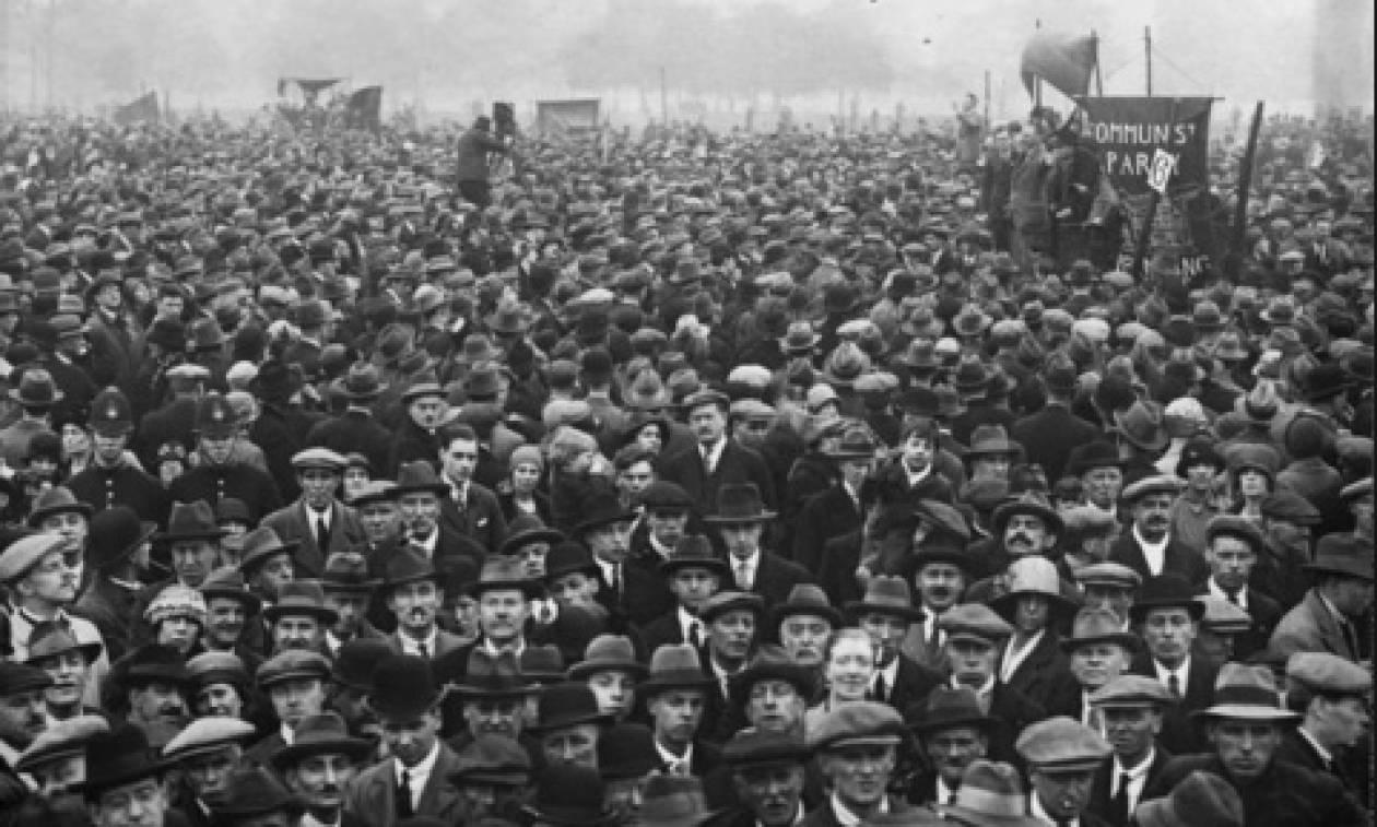 Η Κόκκινη Πρωτομαγιά στο Σικάγο του 1886