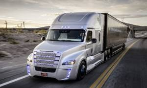 ΗΠΑ: Προ των πυλών τα αυτο-οδηγούμενα φορτηγά
