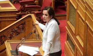 Μπακογιάννη: Δεν θα είναι ο Τσίπρας ο πρωθυπουργός της χρεοκοπίας