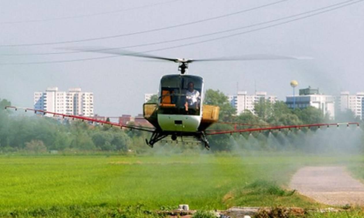 Θεσσαλονίκη: Ξεκινούν οι ψεκασμοί για τα κουνούπια