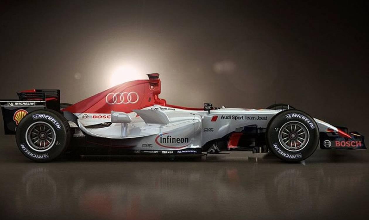 F1: Η Audi διαψεύδει τη συμμετοχή της στην Formula 1