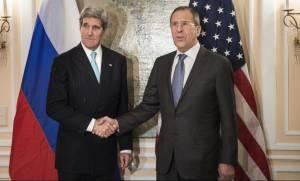 Συρία, Υεμένη και Ουκρανία στο επίκεντρο συνομιλίας Λαβρόφ - Κέρι