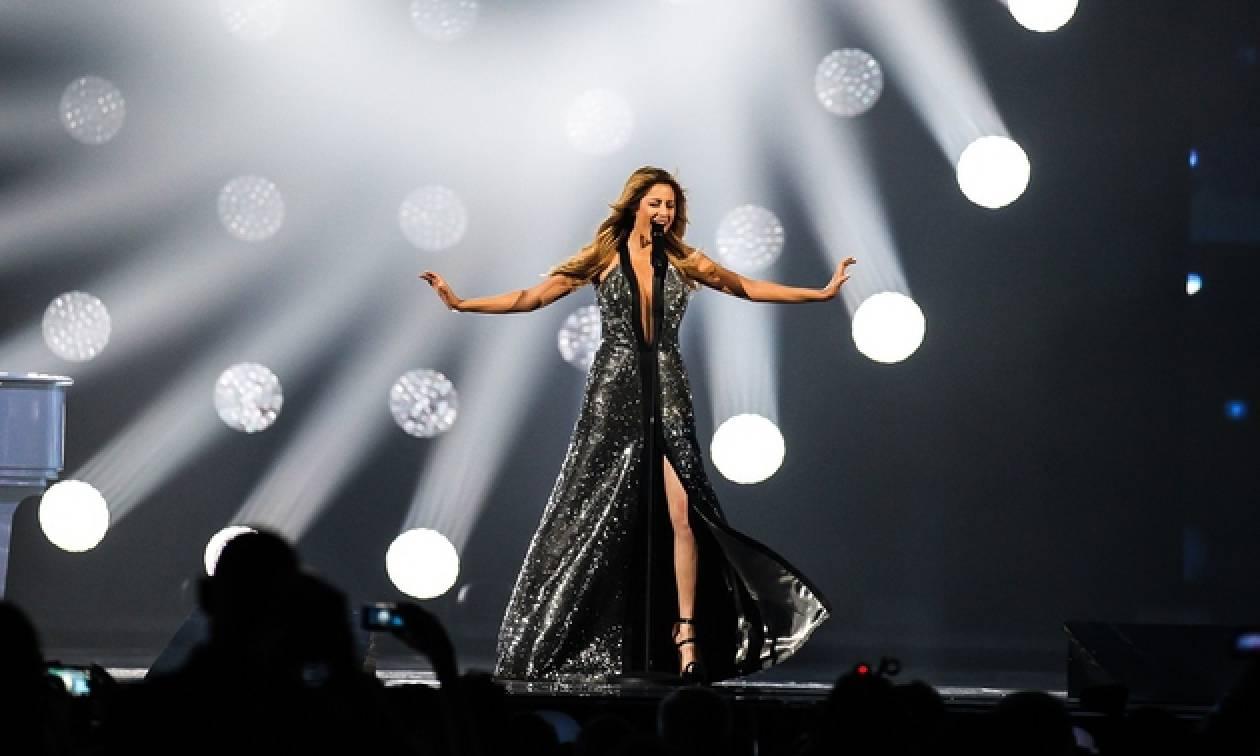 Eurovision 2015- Ελλάδα: Καθήλωσε το στάδιο της Βιέννης με την ερμηνεία της η Κυριάκου! (vid)