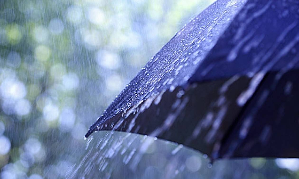 Αγριεύει ο καιρός - Χαλάζι και έντονες καταιγίδες σε όλη τη χώρα