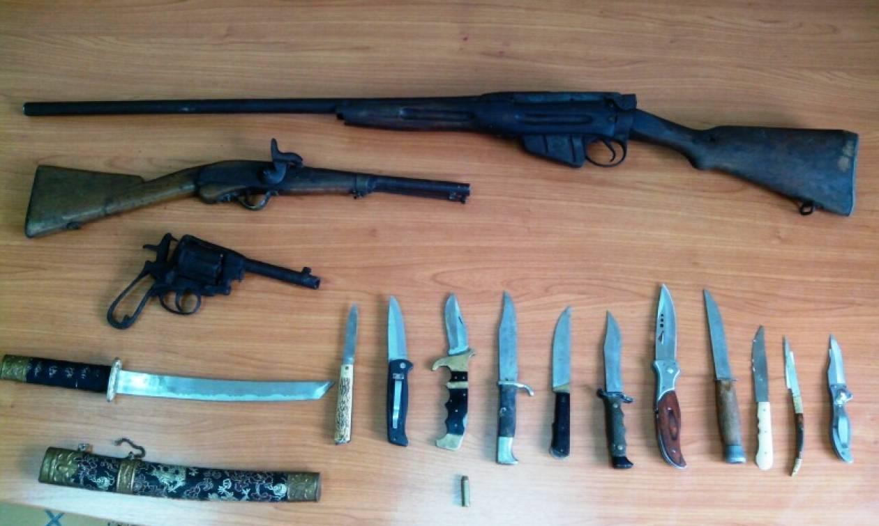 Αιτωλοακαρνανία: Συνελήφθησαν τέσσερις διακινητές ναρκωτικών στο Στράτο (pics)