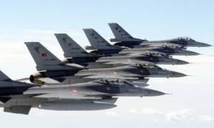 Νέες παραβιάσεις στο Αιγαίο από τουρκικά μαχητικά