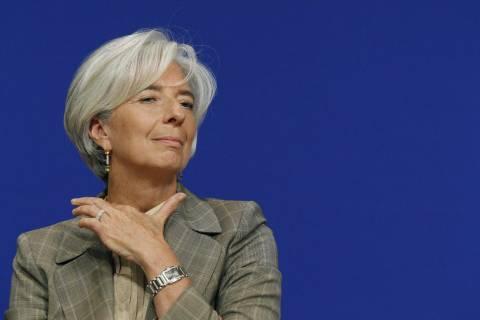 Πώς το μέλλον της Κριστίν Λαγκάρντ περνά από την Ελλάδα - Ενημερώνει το ΔΣ του ΔΝΤ