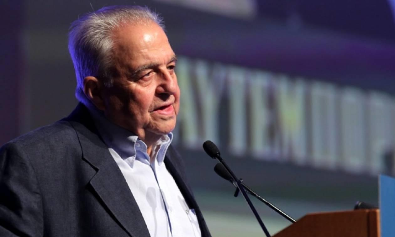 Φλαμπουράρης: Η συνέχιση υφεσιακής πολιτικής δεν μπορεί να οδηγήσει σε λύση