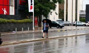 Kαι ο καιρός τρελάθηκε… Που θα έχουμε βροχές και που καταιγίδες σήμερα Κυριακή (07/06)