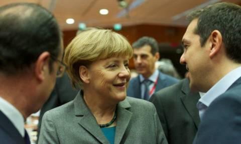 Βερολίνο και Αθήνα επιβεβαιώνουν τη συνάντηση Τσίπρα-Μέρκελ-Ολαντ την Τετάρτη