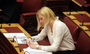 Μηνυτήρια αναφορά για ενδεχόμενο δόλο του Στουρνάρα κατέθεσε η Ραχήλ Μακρή