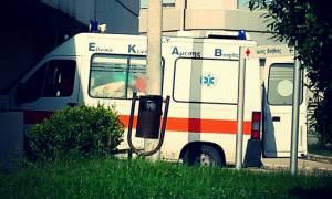 Τρίκαλα: Νεκρός μοτοσικλετιστής σε τροχαίο