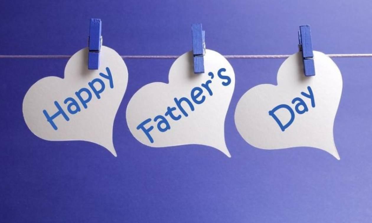 Γιορτή του Πατέρα: To Google Doodle και 10 τρόποι για να γίνεις καλός μπαμπάς