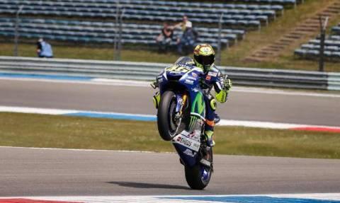 MotoGP Grand Prix Ολλανδία: Pole με συνταγή γιατρού