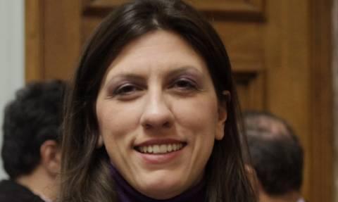 Ζωή Κωνσταντοπούλου: Εργολαβία των καναλιών υπέρ του ΝΑΙ
