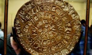 Σαν σήμερα το 1908 ανακαλύφθηκε ο Δίσκος της Φαιστού