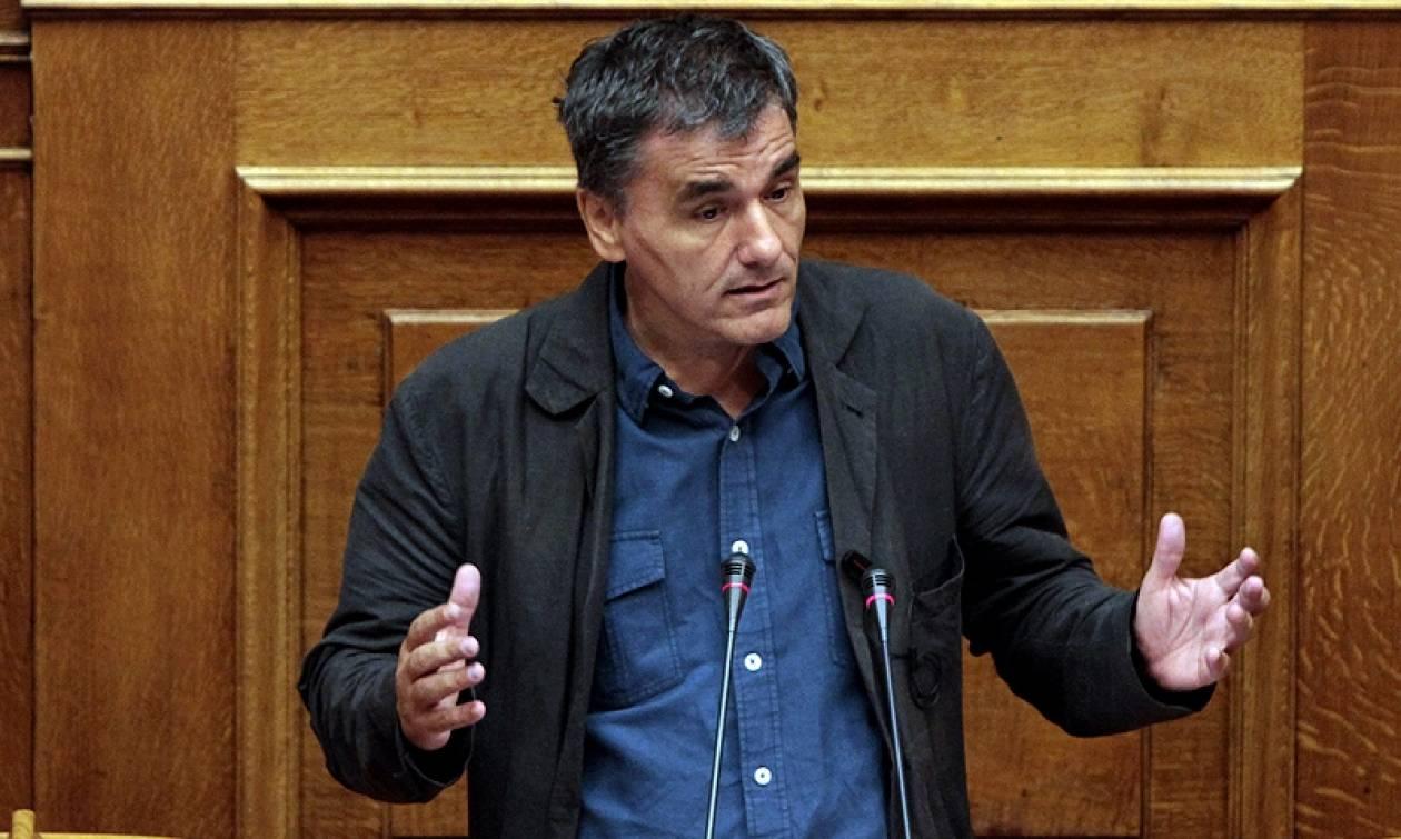 Ο Ευκλείδης Τσακαλώτος νέος υπουργός Οικονομικών