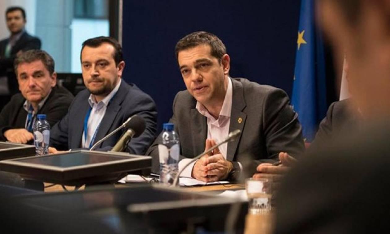 Τι περιλαμβάνει η νέα πρόταση της ελληνικής κυβέρνησης (vid)