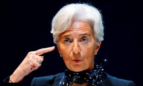 Eurogroup και Σύνοδος Κορυφής: Δεν πάει στις Βρυξέλλες η Κριστίν Λαγκάρντ
