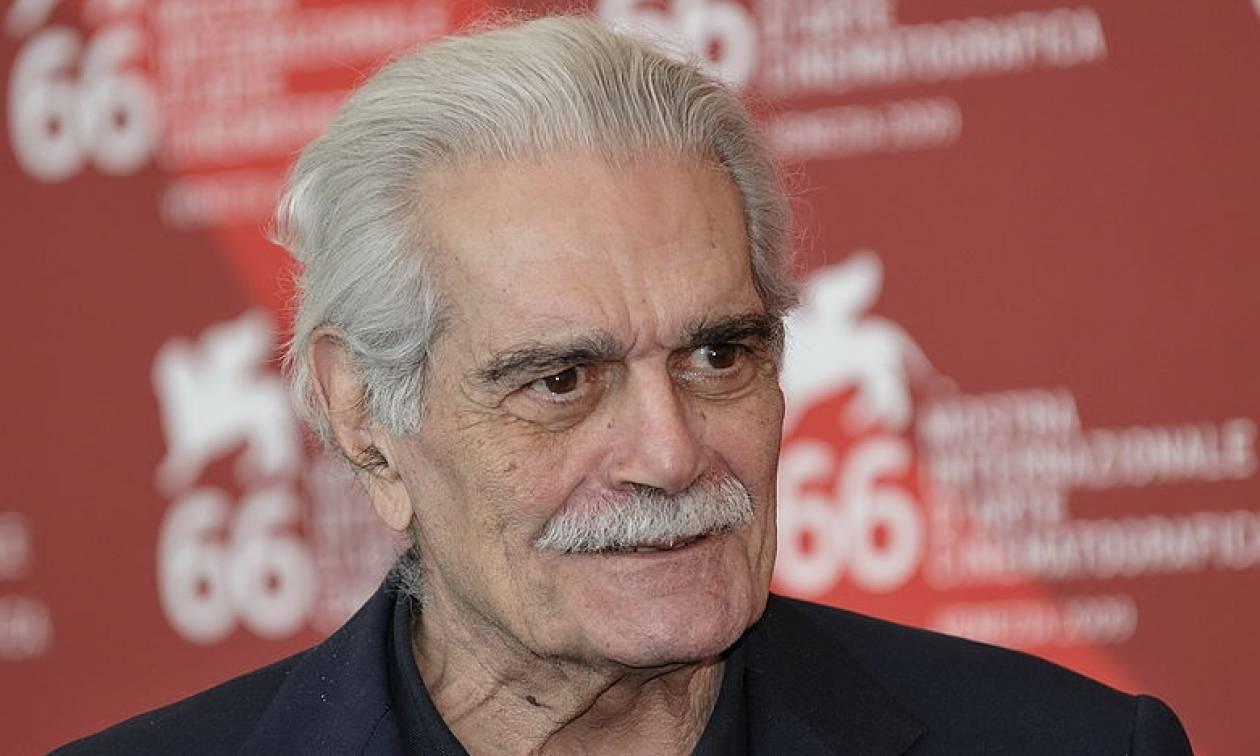 Έφυγε από τη ζωή ο ηθοποιός Ομάρ Σαρίφ