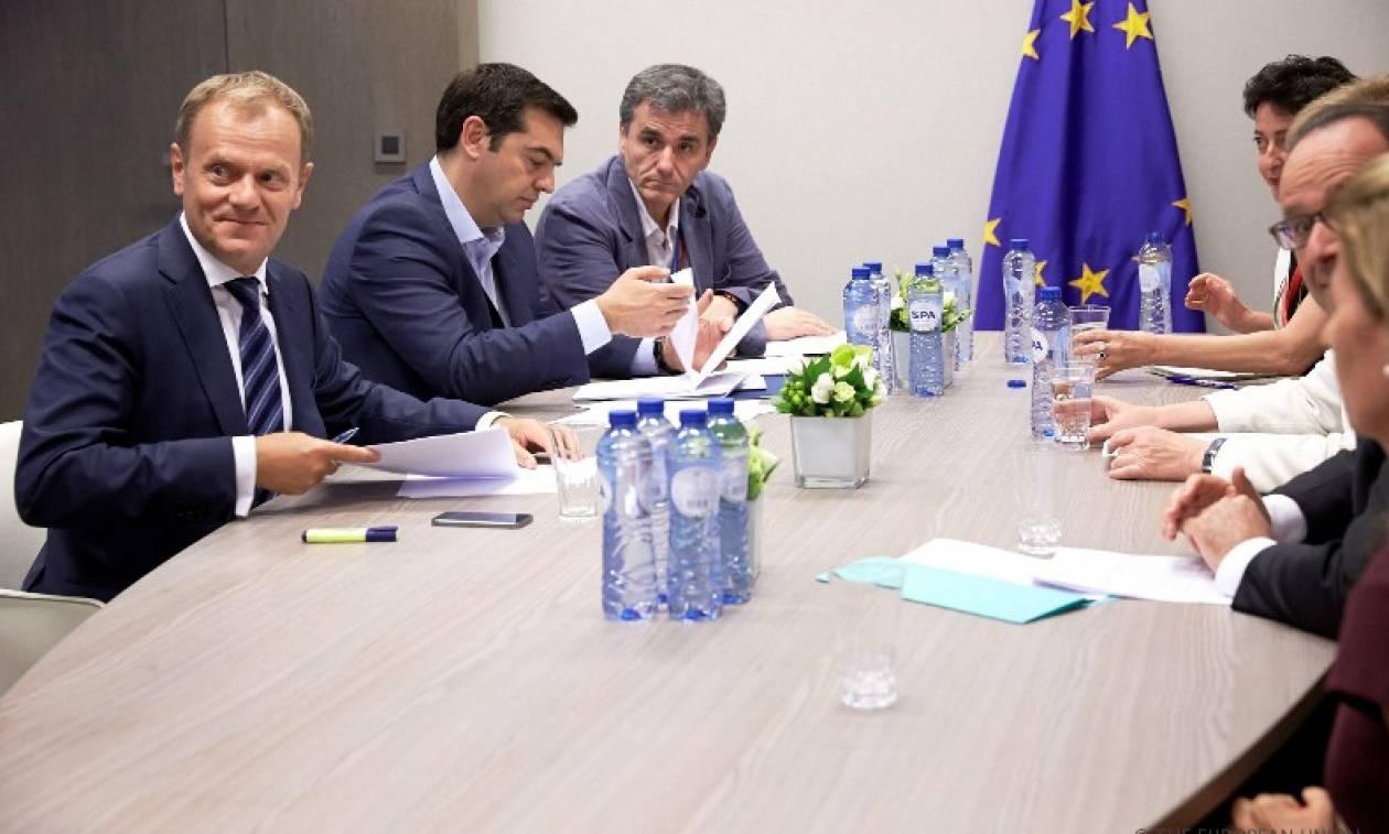 Έκτακτο - Σύνοδος Κορυφής – Τουσκ: Φθάσαμε ομόφωνα σε συμφωνία