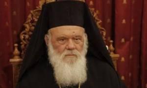 Επίσκεψη του Ιερώνυμου στις κατασκηνώσεις της Αρχιεπισκοπής Αθηνών