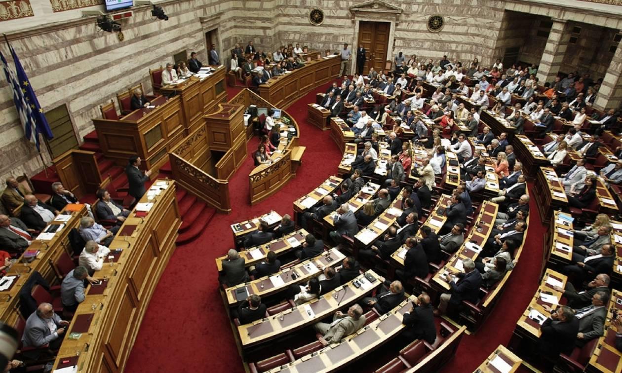 Υπερψηφίστηκε με 229 ψήφους το νομοσχέδιο της συμφωνίας - Διαφοροποιήθηκαν 38 βουλευτές του ΣΥΡΙΖΑ