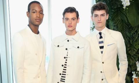 Ο Tommy Hilfiger γιορτάζει τη New York Fashion Week (photos)