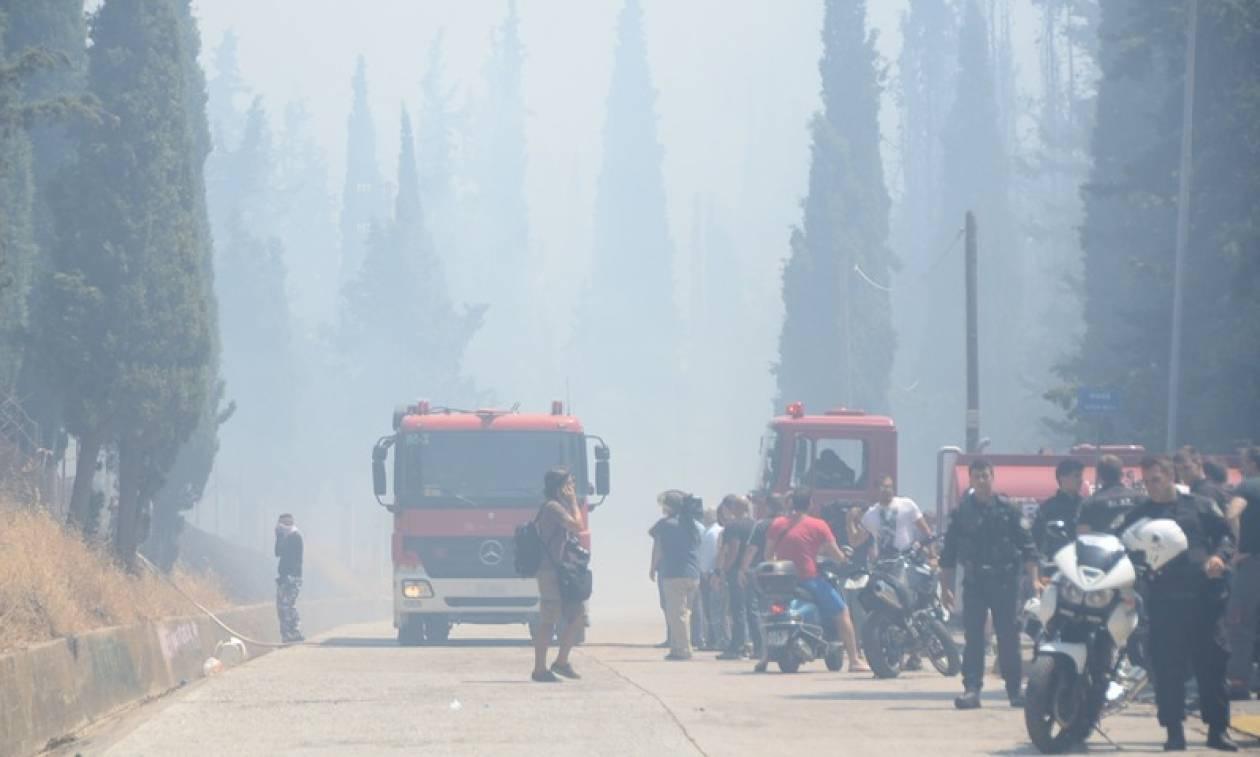 Πυρκαγιά: 52 φωτιές από το πρωί σε ολόκληρη την Ελλάδα