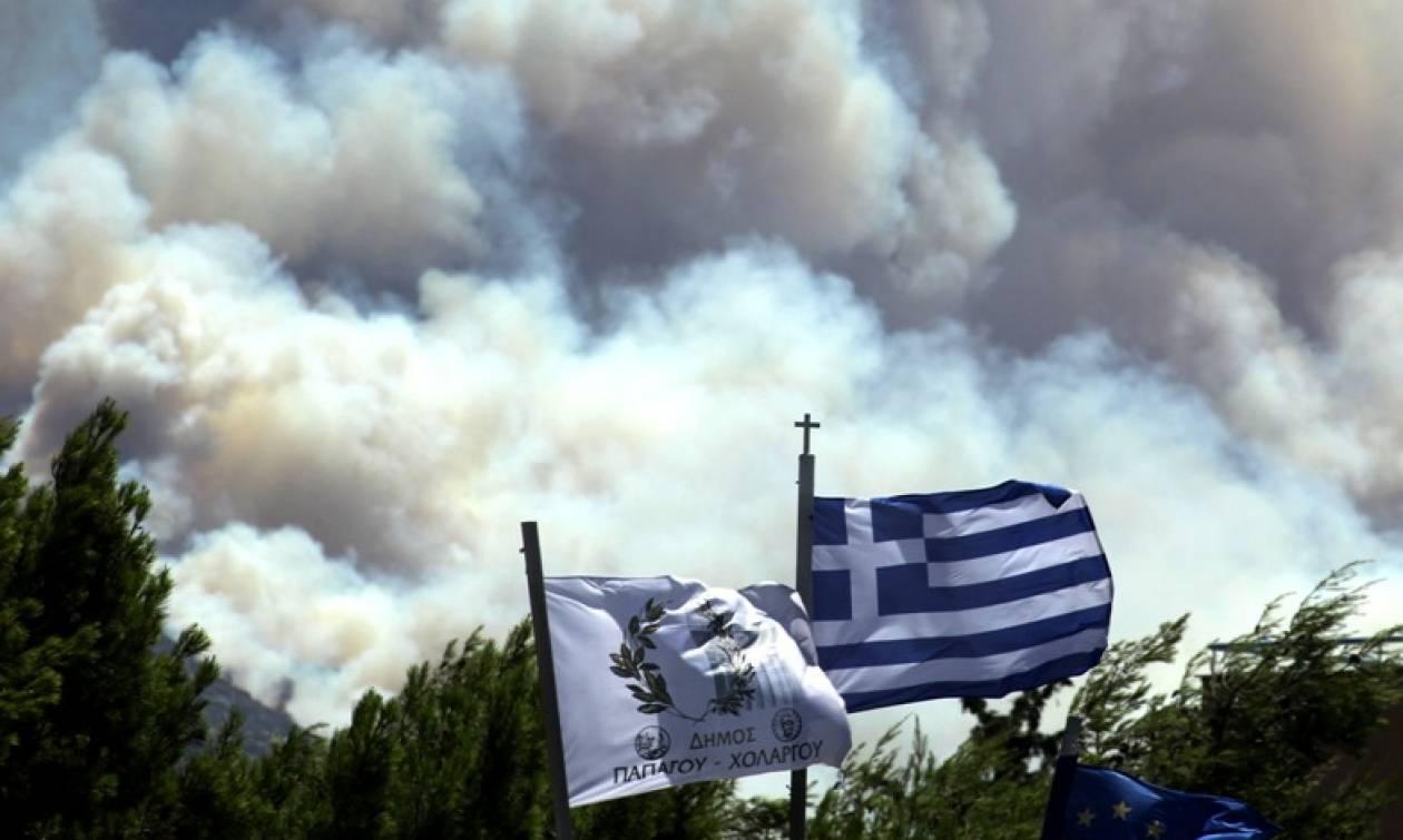 Η Ελλάδα φλέγεται - Έγκλημα εκ προμελέτης