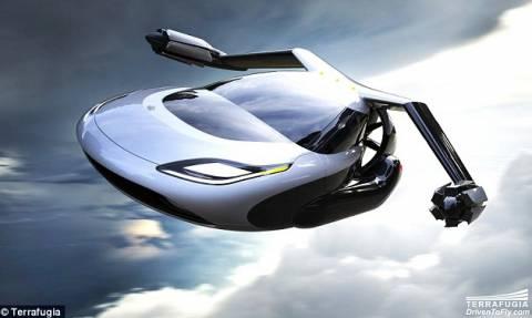 Τerrafugia: Το θέλετε αυτό το αμάξι γιατί πετάει! (video)