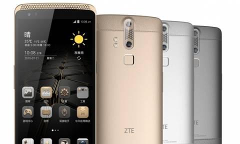 Η ZTE παρουσιάζει τα Axon Lux, Axon Mini και Axon Watch!