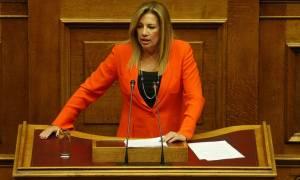 Πυρά Φώφης κατά Τσίπρα – Ζήτησε ξανά Συμβούλιο Πολιτικών Αρχηγών (video)