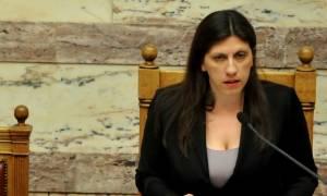 Κωνσταντοπούλου: «Όχι» στο πραξικόπημα και τον εκβιασμό (video)
