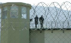 Συμπλοκή κρατουμένων με έναν τραυματία στις φυλακές Αλικαρνασσού