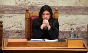 Ηχηρές απουσίες από την εκδήλωση της Κωνσταντοπούλου στη Βουλή